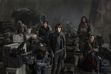See the First Footage From 'Rogue One: A Star Wars Story'