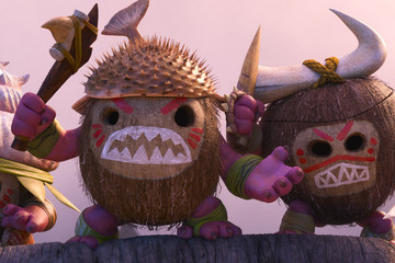Here Are 8 New Character Pics for 'Moana'