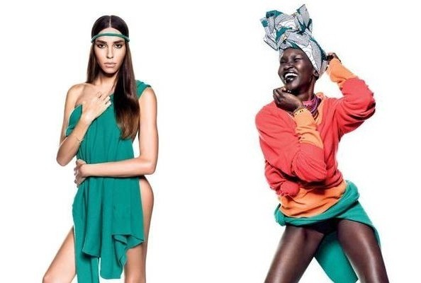Benetton's Latest Campaign Stars Lea T., Alek Wek, and More [VIDEO]