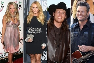 Then and Now: Country Stars