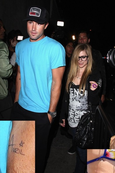 When did avril lavigne and brody jenner start dating