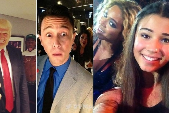 The Best Celebrity Photobombs of All Time