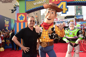 The Huge And Amazing 'Toy Story 4' Cast Out Of (Animated) Costume
