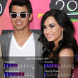 Demi Lovato & Joe Jonas -  100 Hottest Celebrity Couples of 2010