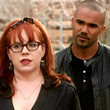 Morgan & Garcia ('Criminal Minds')