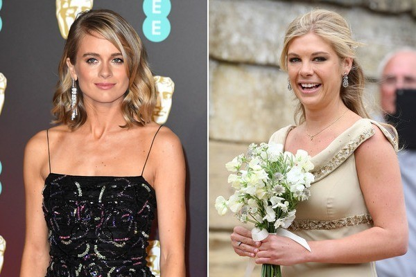 All The Celebrities Attending the Royal Wedding