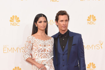 The Hottest Couples at the 2014 Emmy Awards