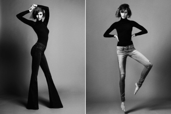 Karlie Kloss Is Designing Jeans for the 'Freakishly Tall'
