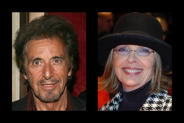 Al pacino dating diane keaton