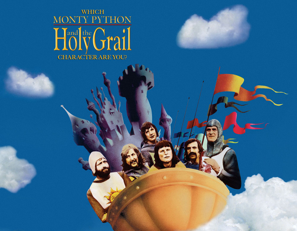 Which 'Monty Python and the Holy Grail' Character Are You