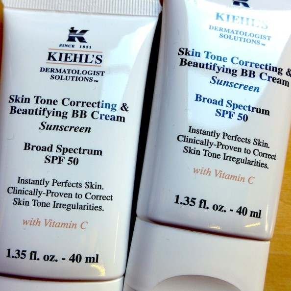 Kiehl's Launches Beautifying BB Cream With SPF50