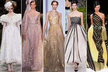 183 Haute Couture Gowns to Obsess Over