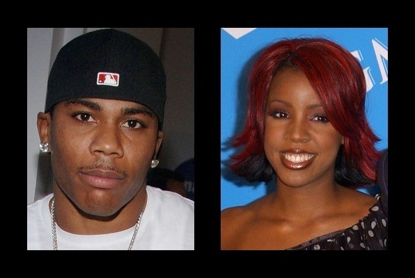 Nelly was rumored to be with Kelly Rowland