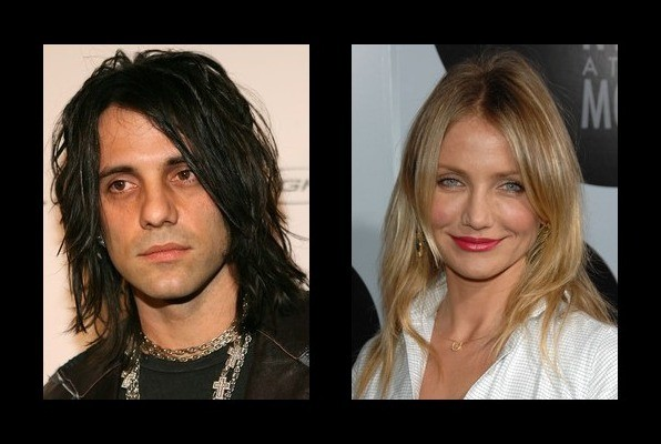 Criss Angel had a fling with Cameron Diaz