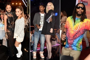 The Best Backstage Photos from the iHeartRadio Music Awards