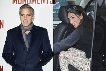 George Clooney is Engaged — Everything You Need to Know About Fiancée Amal Alamuddin