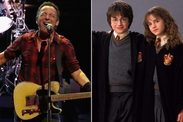 Bruce Springsteen Recorded a Song for Harry Potter and You Can Hear It Now!