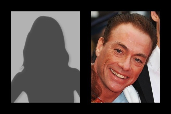 Van damme dating history