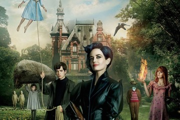 'Miss Peregrine's Home for Peculiar Children' is Tim Burton Tamed