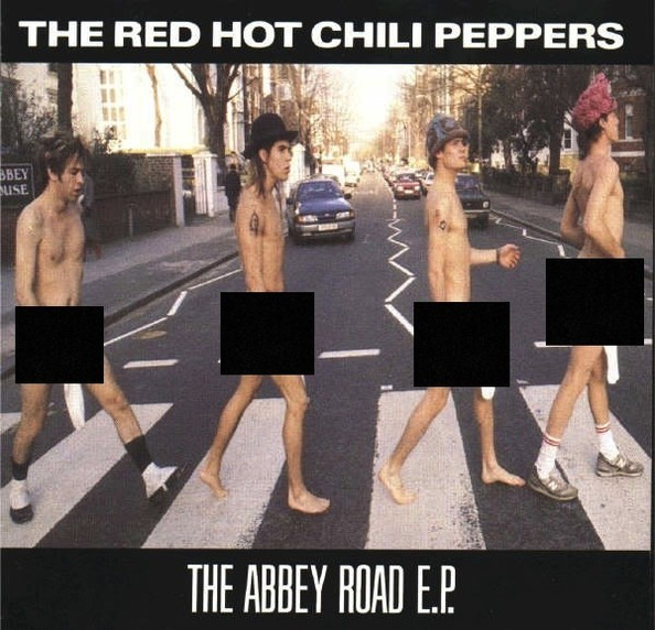 Red Hot Chili Peppers — 'Abbey Road EP'