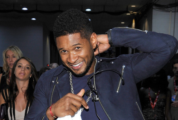 Usher Parks in Handicapped Spot, Draws Lady's Beer-Fueled Wrath