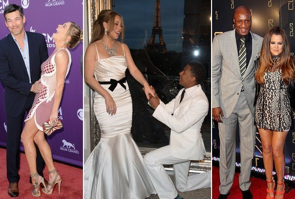 Stars Love to Renew Their Vows