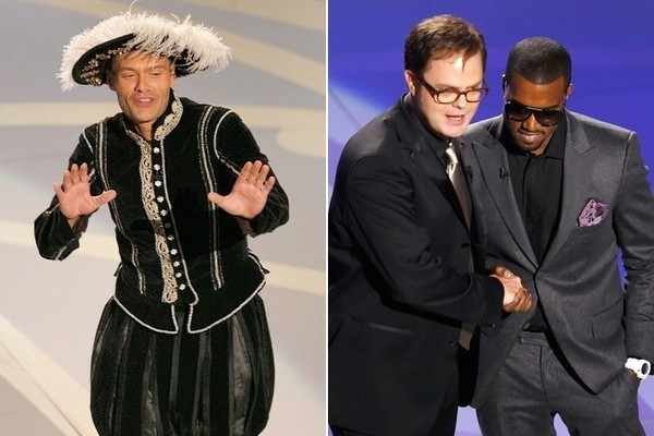 This Is What the 2007 Emmys Looked Like