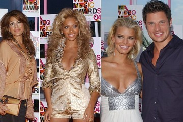 These 2004 MTV Video Music Awards Photos Prove a Decade Is Everything