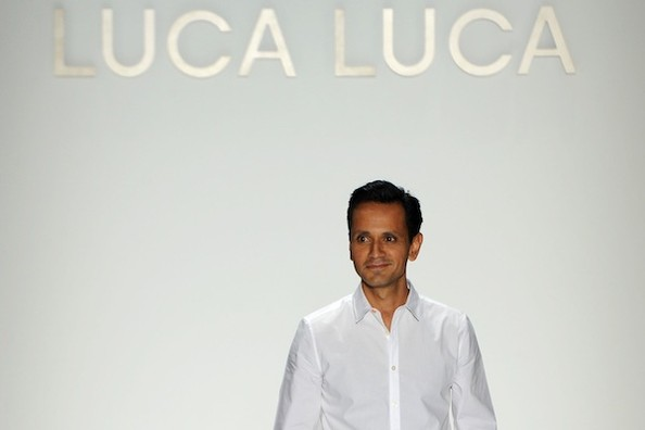 Exclusive Interview: Backstage with Raul Melgoza at Luca Luca Spring 2011