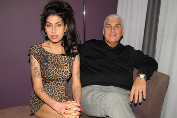 Amy Winehouse's Dad Says Her Ghost Visits Him Regularly