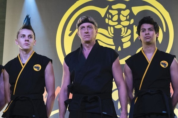 Which 'Cobra Kai' Character Are You?