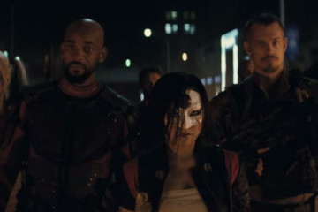 The First 'Suicide Squad' Trailer Is Here!