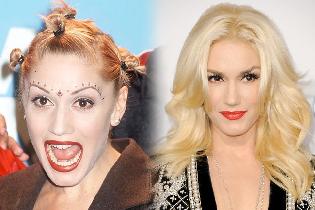 Fashion Flashback - Gwen Stefani Then & Now