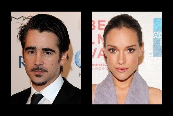 Colin Farrell dated Alicja Bachleda
