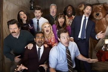 The Future Is Now for the Farewell Season of 'Parks and Rec'