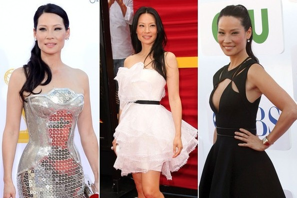 Lucy liu famous hookups