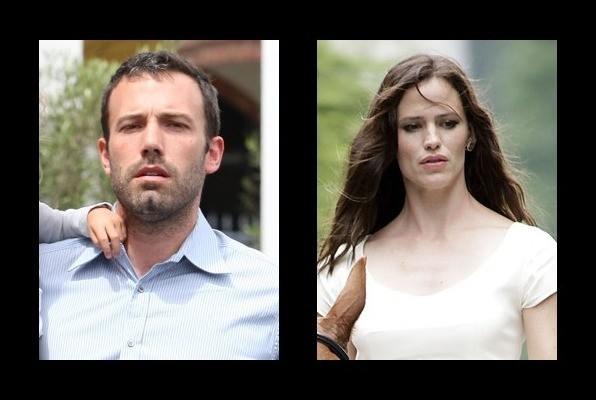 Ben Affleck is married to Jennifer Garner