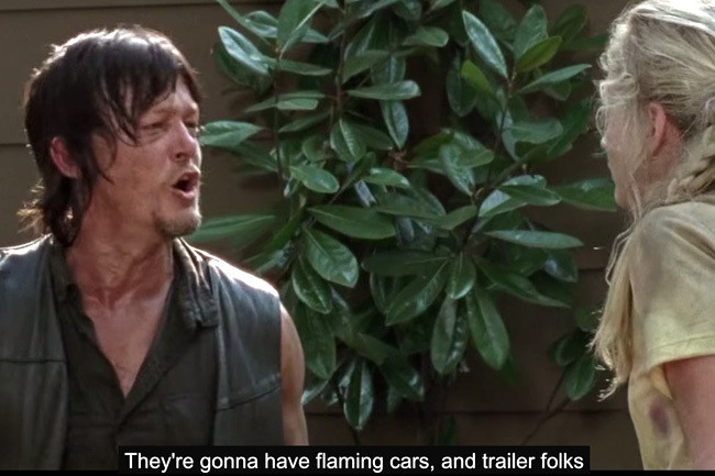 bad lip reading walking dead daryl and beth relationship
