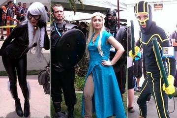 Comic-Con 2013: The Best Costumes