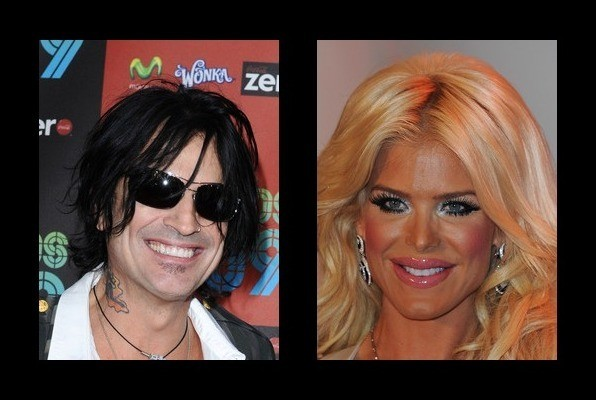 Tommy Lee Dating History