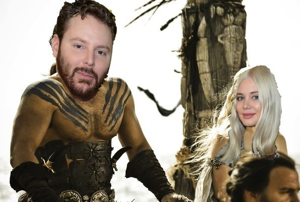 Sean Parker's Medieval Wedding Will Have Personal Costumers For EACH Guest