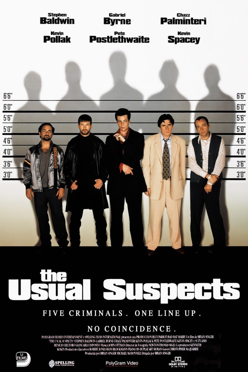 20 Things You Never Knew About 'The Usual Suspects'