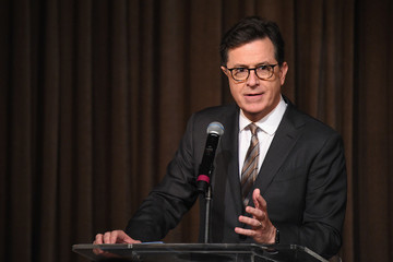 Stephen Colbert Announces He's Running for President in 2020, May or May Not Be Serious