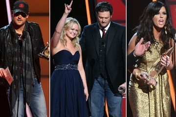 All the Winners from the 2012 CMA Awards