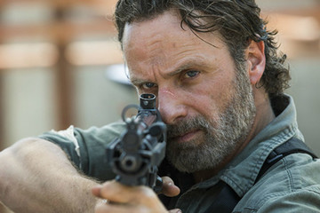 With Andrew Lincoln Leaving After Season 9, AMC Should Just Put 'The Walking Dead' Out Of Its Misery