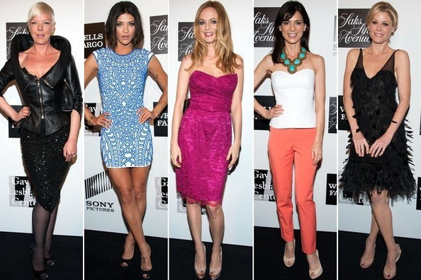 Best Dressed at 'An Evening' in Beverly Hills - Vote Here!