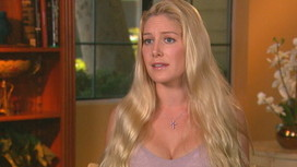 Heidi Montag Regrets Getting Plastic Surgery
