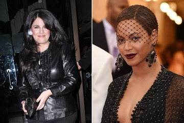 Monica Lewinsky Has a Bone to Pick With Beyoncé