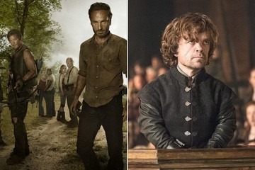 Emmy Snub Winners: Zimbio Readers Really Like Their 'Walking Dead' and 'Game of Thrones'