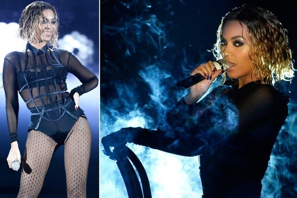 3 Tips for Pulling Off the Wet Look (You Know, Just Like Beyonce)